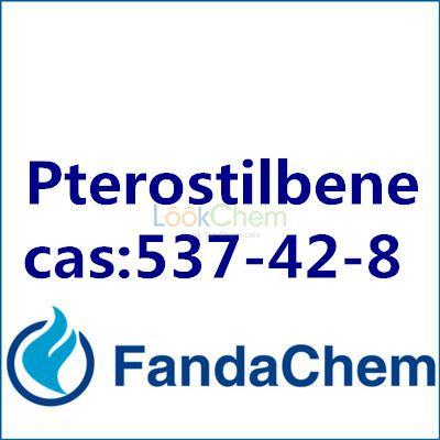 Pterostilbene, cas  537-42-8 from Fandachem