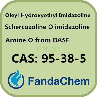 Oleyl Hydroxyethyl Imidazoline (Schercozoline O imidazoline, Amine O from BASF),cas:95-38-5  from Fandachem