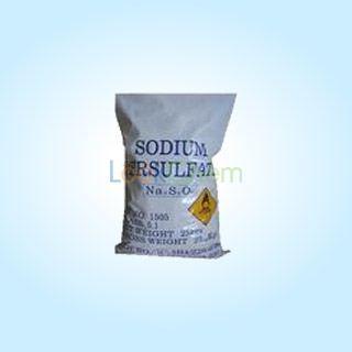 best price for high quaility sodium persulfate 99%min