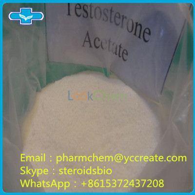 99% Steroid Hormone Testosterone Acetate(1045-69-8)