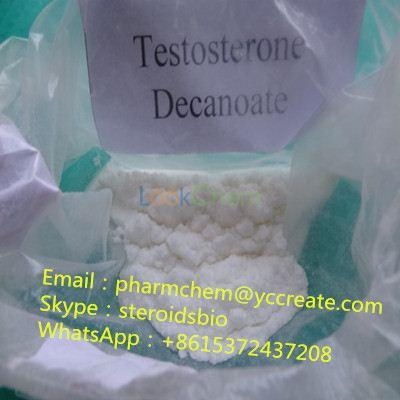 Anabolic Raw Steroids Powder USP 99% Testosterone Decanoate(5721-91-5)