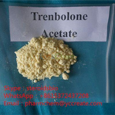 99% Purity Hot Sale Ananbolic Steroid Hormone Powder Trenbolone Acetate for Muscle Growth Finaplix Featured Product