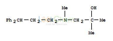 2,N-Dimethyl-N-(3,3-diphenylpropyl)-1-amino-2-propanol