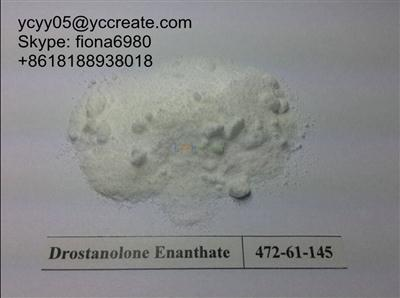 good supplier Drostanolone Enanthate in stock with immediately delivery