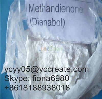 Methandrostenolone Anabolic Steroid Powder Dianabol