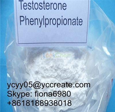 98% Pure Steroid White Testosterone Phenylpropionate Test Deca