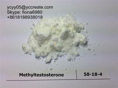 17-alpha-Methyl Testosterone (Methyltestosterone)