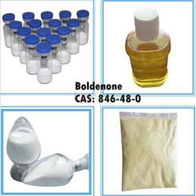 99% High Purity 1-Dehydrotestosterone Bolden Base / CAS 846-48-0