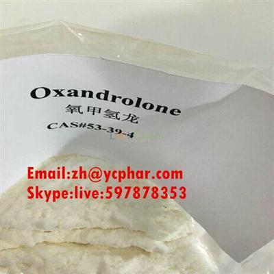 Oxandrolone  Steroid Powders Anavar raw power