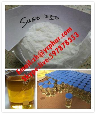 Testosterone Sustanon Steroid Powder Anabolic Steroid Sustanon 250