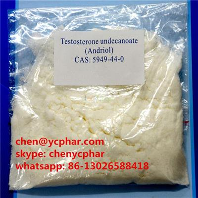 Testosterone Undecanoate Andriol Steroid hormone raw materials