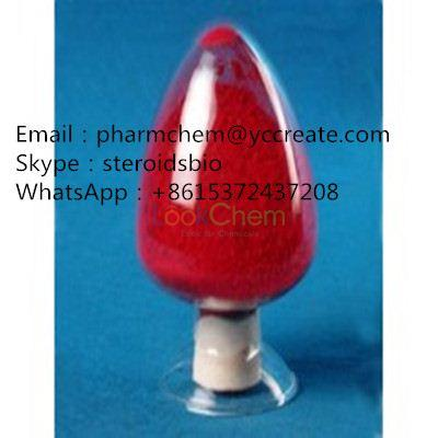 99% High Purity USP Raw Material Isotretinoin  For Cystic Acne Treatment