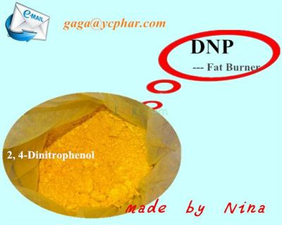 2, 4-Dinitrophenol DNP Weight Loss Powder