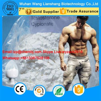 Quick Effective Anabolic Steroid 58-20-8 Testosterone Cypionate/Test Cyp  Z