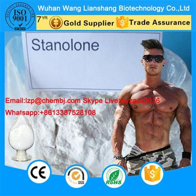 Steroids Powder CAS 521-18-6 99% Stanolone Androstanolone For bodybuilding Z
