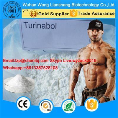 4-Chloro dehydro methyltestosterone Raw Steroid Powder CAS 2446-23-3 Oral Turinabol  Z