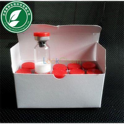 10mg/Vial White Lyophilized Peptides Powder MT-2 Melanotan 2 For Skin Tanning