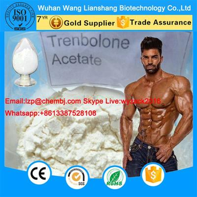 Powerful Anabolic Steroid Trenbolone Acetate CAS 10161-34-9 for Bodybuilding Z