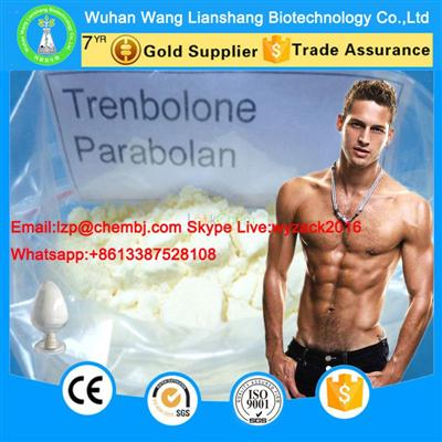 Parabolan High Quality Anabolic Steroid Powders Trenbolone Hexahydrobenzyl Carbonate CAS 23454-33-3  Z