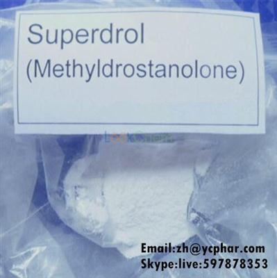 Superdrol Powder (methyl-drostanolone) Steroid raw powder