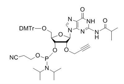 2'-O-Propargyl G(iBu)-3'-phosphoramidite