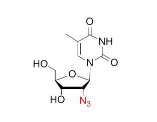 2'-Azido-2'-deoxy-5-methyluridine
