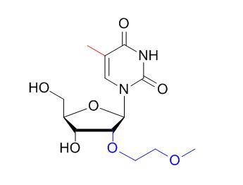 2'-O-(2-Methoxyethy)-5-methyluridine