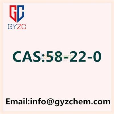 Testosterones Base 58-22-0,CAS NO.58-22-0