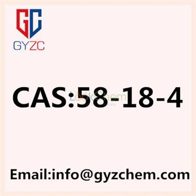 Methyltestosterone(Android) CAS NO.58-18-4