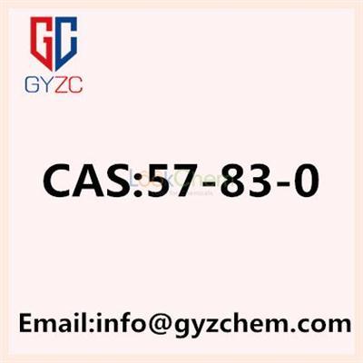 Progesterone, CAS: 57-83-0