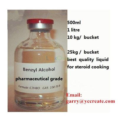 Benzyl alcohol (BA)