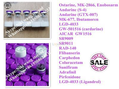 99% Purity Sarms Powder Cardarine / Gw-501516