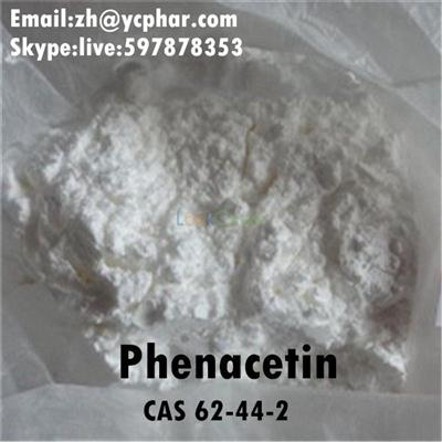 Phenacetin Pain-Relieving Drugs Phenacet Fenacetina for Fever Reducing CAS 62-44-02
