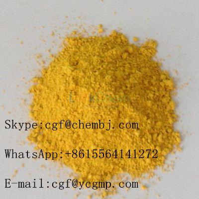 High quality Pharmaceutical powder Folic acid Vitamin B9 CAS 59-30-3