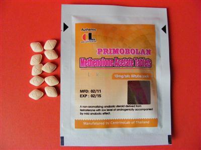 Proviron  Mesterolone  25mg/tab  60tab/pac
