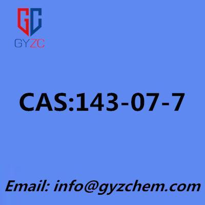 Lauric acid 98%, CAS:143-07-7