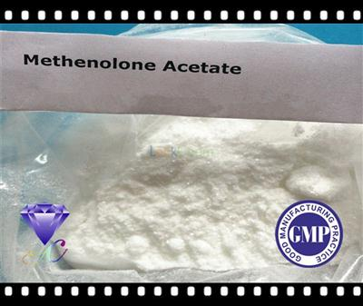 Injectable Anabolic Steroids for Muscle Building Methenolone Acetate 434-05-9(434-05-9)