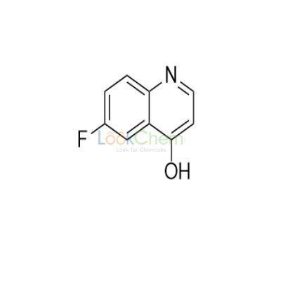 6-fluoro-4-hydroxyquinoline(391-78-6)