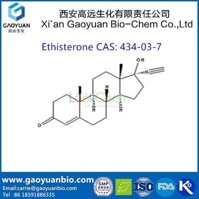 Ethinyl estradiol Estrogen Hormone Raw Powder