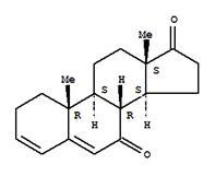 Androst-3,5-dien-7,17-dione CAS NO.