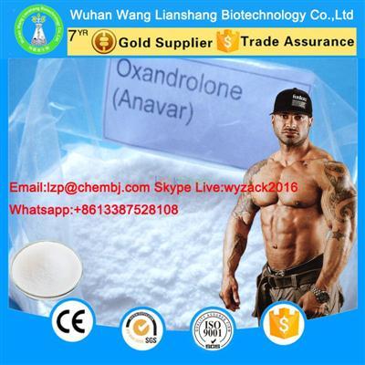 Powerful Fat Burning Oxandrolone CAS 53-39-4 Anabolic Steroid Powder Anavar Z