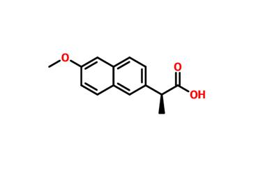 (S)-(+)-6-Methoxy-α-methyl-2-naphthaleneacetic Acid