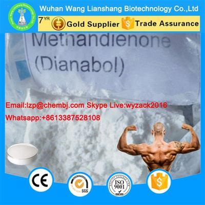 High Quality Bodybuilding Dianabol/Dbol/Methandienones CAS 72-63-9 Steroid Powder Z