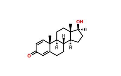 Androsta-1,4-dien-3-one,17-hydroxy-17-methyl-, (17b)-