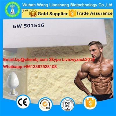 Top Quality Gw501516 Sarms Powder  CAS 317318-70-0 Cardarine for Bodybuilding Z