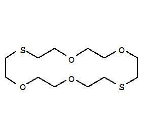 1,4,10,13-Tetraoxa-7,16-dithiacyclooctadecane