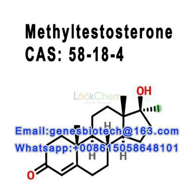Methyltestosterone CAS 58-18-4