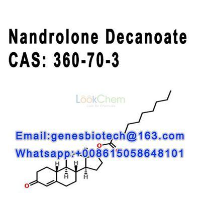 Nandrolone Decanoate CAS