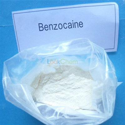 Pharmaceutical Local Anesthetic Powder Benzocaine