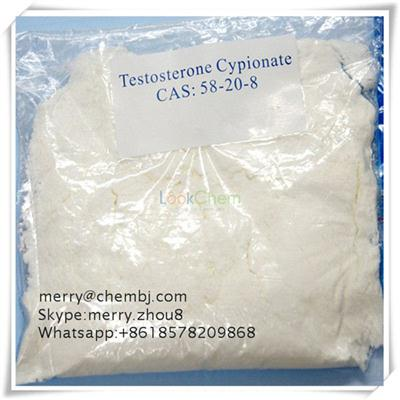 Test Cyp Anabolic Steroid Powder Testosterone Cypionate